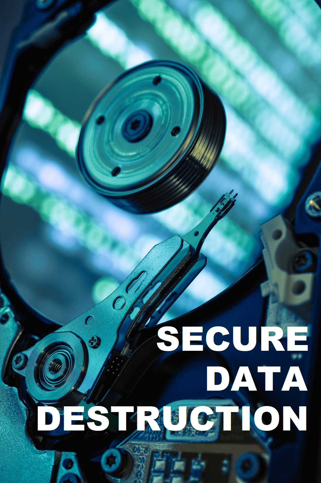 Secure Data Destruction Phoenix AZ