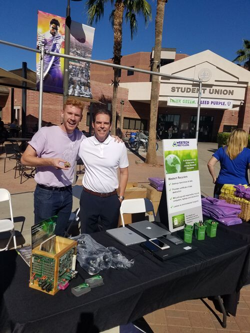 Building Sustainability Awareness with Grand Canyon University