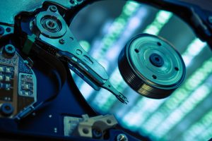 Westech Recyclers' secure data destruction service